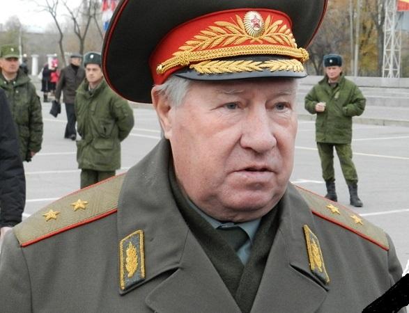 Скончался генерал лейтенант