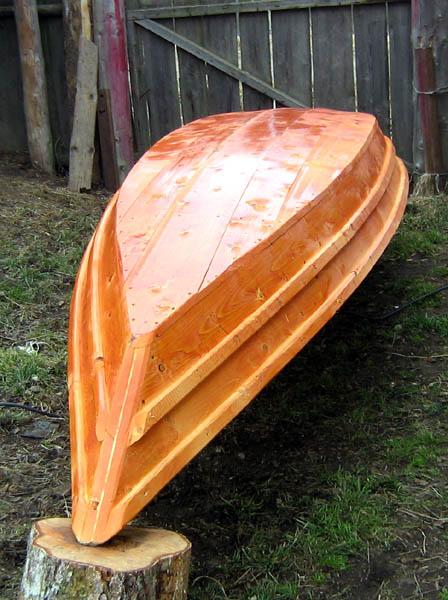 доски для постройки лодки