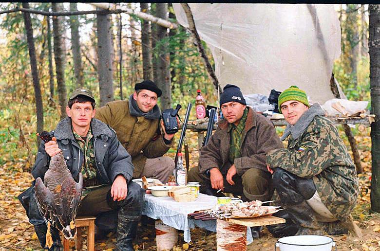 Музыкой, фото день охотника и рыболова