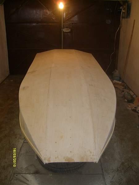 сам и сделать фанера для лодку