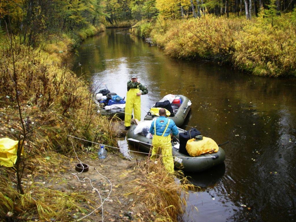Места для спуска лодки на воду в ленинградской области