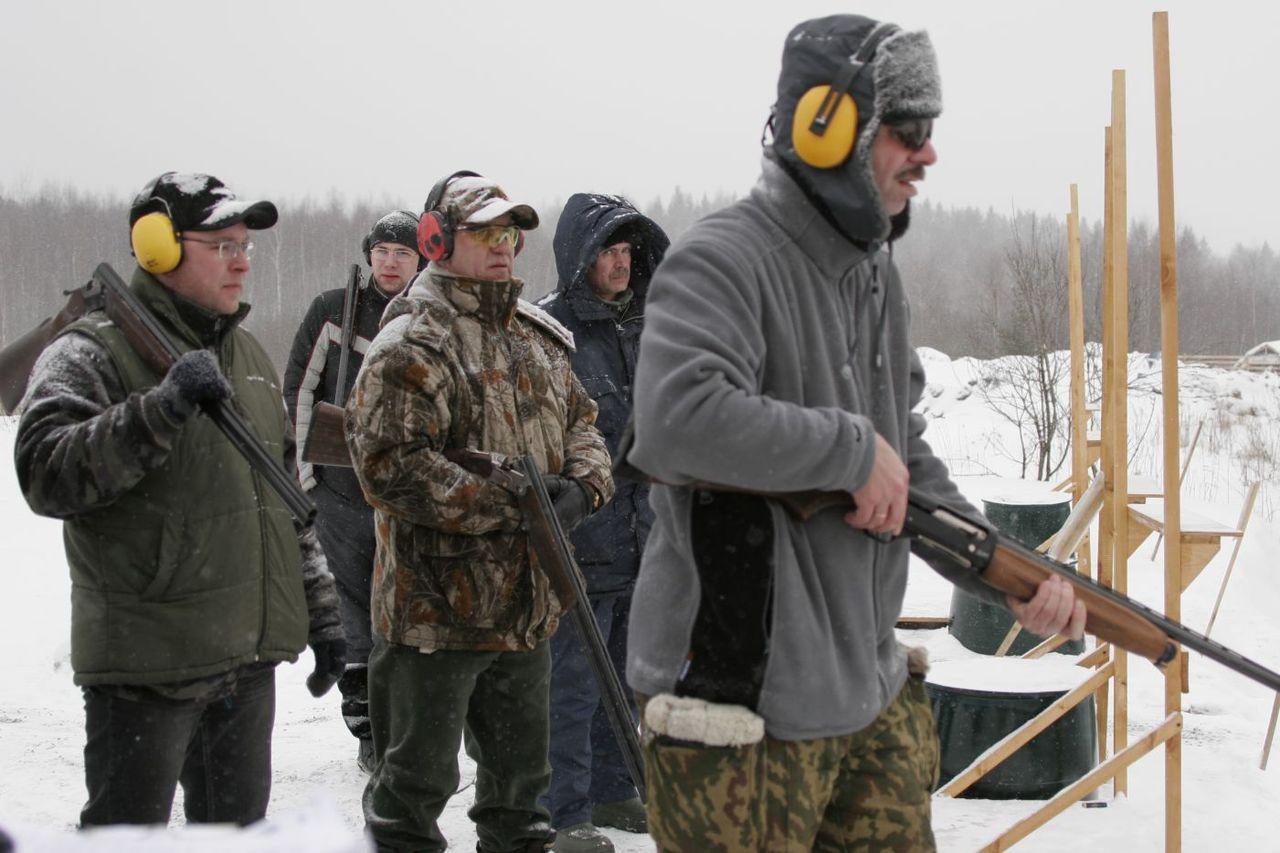 рыбалка в лисьей норе