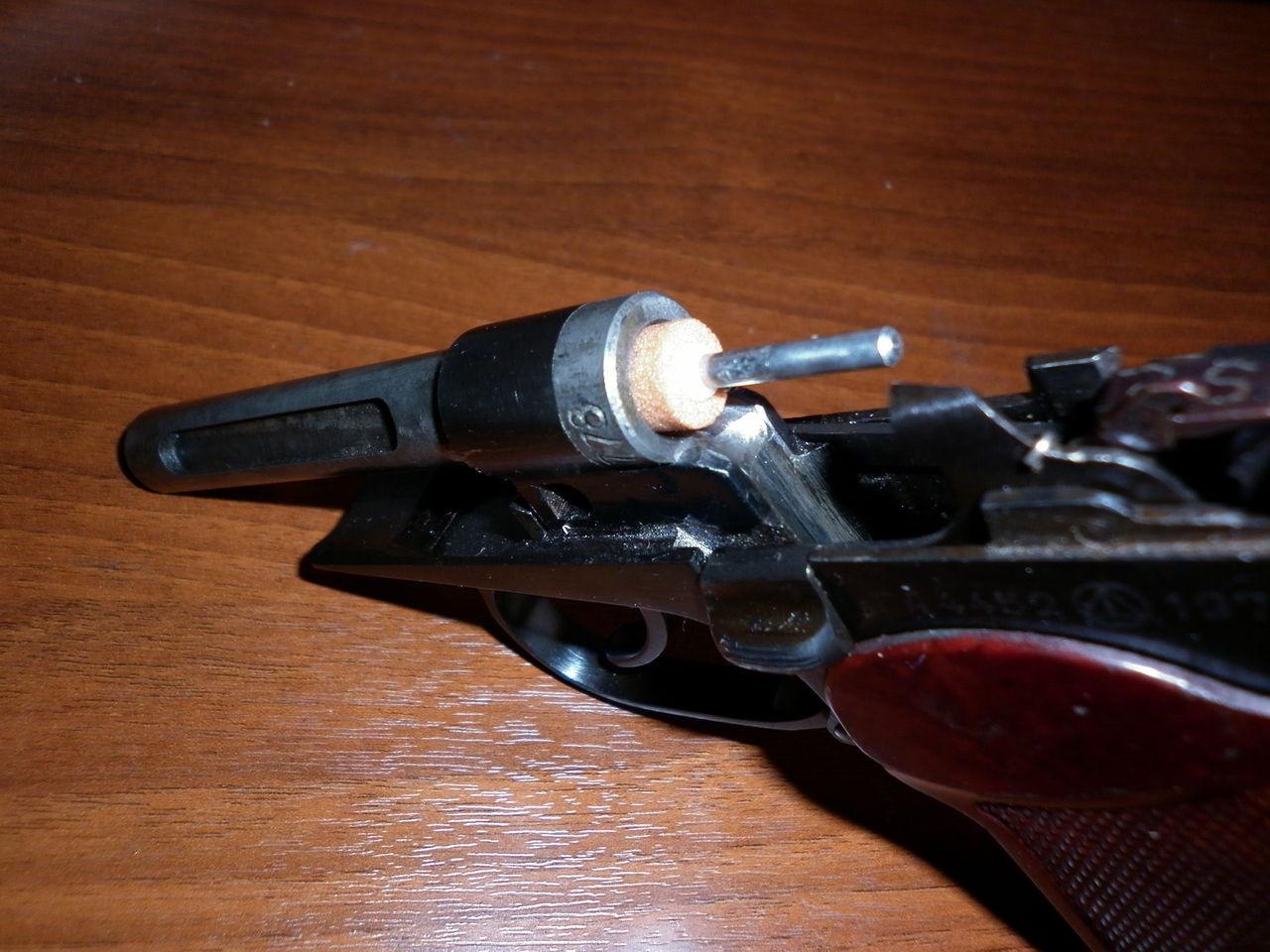 пистолет шокер стреляющий