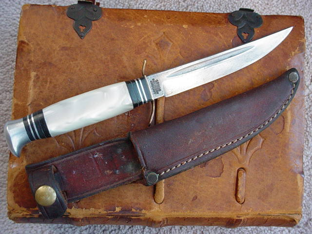 Нож финка своими руками фото