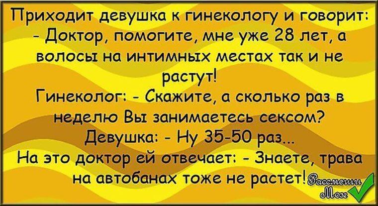 Мед Анекдоты