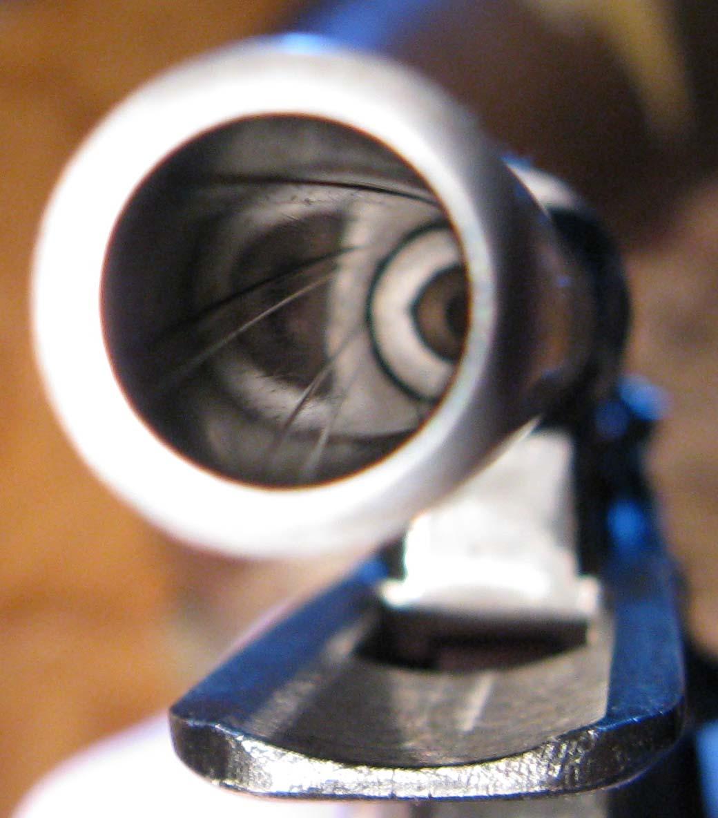 Фото ствола пистолета макарова 3