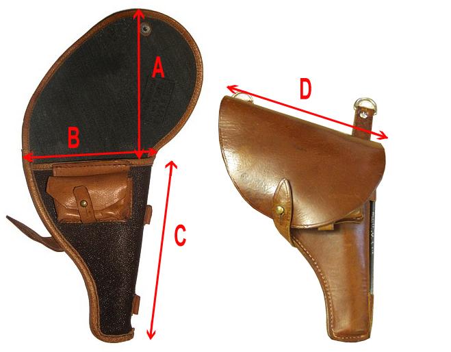 Как сделать наплечную кобуру своими руками