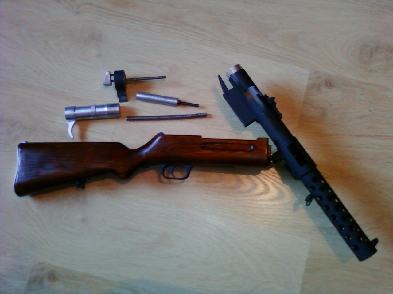 Пневматическое ружье охотничье фото самодельные