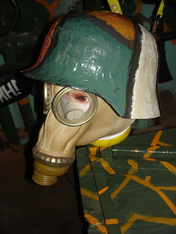 Как сделать шлем богатыря, рыцарский шлем?