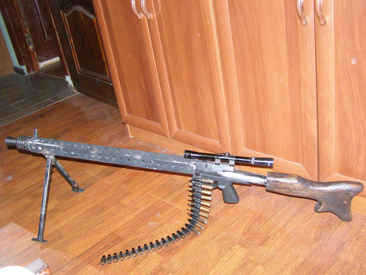 Мосина винтовка своими руками