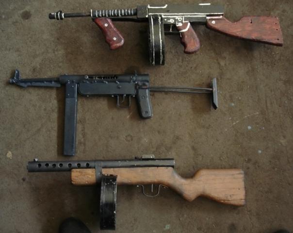 Как сделать игрушечное ружье своими руками