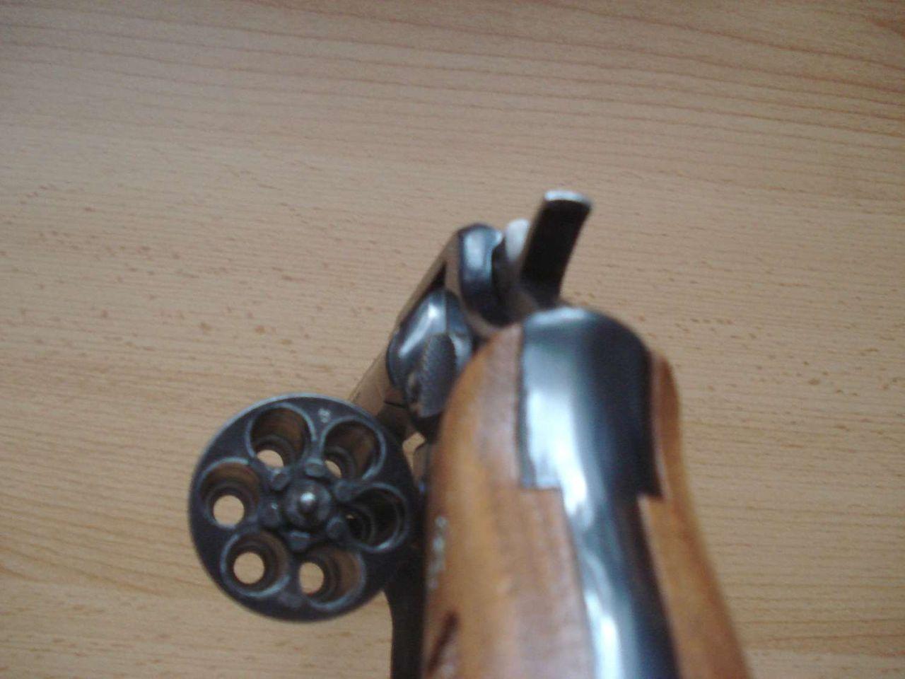 Переделка пневматического пистолета (МР-654К) в боевой 71