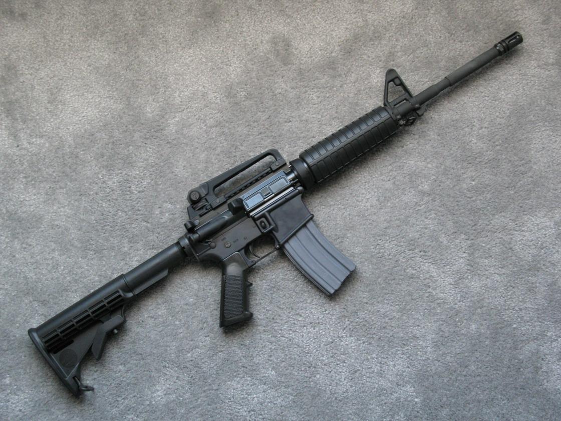Существуют-ли ММГ М-16? • Популярное оружие