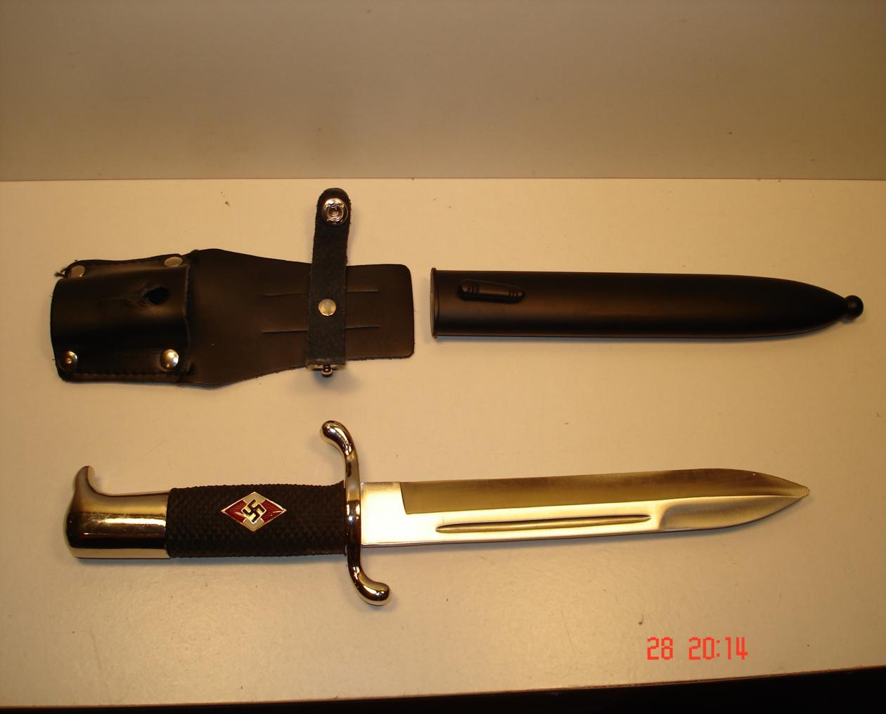 фото ножей 3 рейха