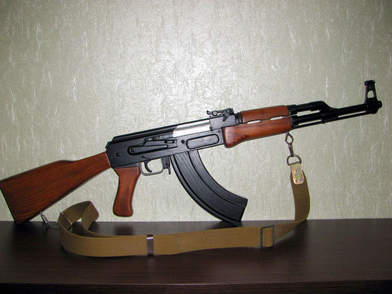 Ак 47 своим руками из дерева