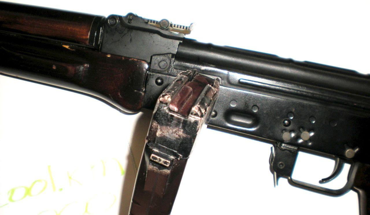 Помощь в поиске информации по АК-74 * Популярное оружие