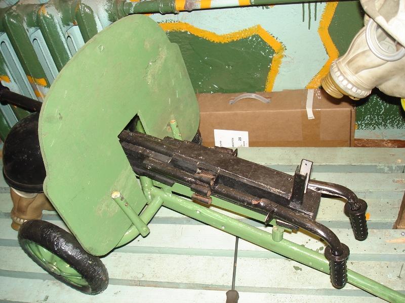 Пулемет своими руками из бумаги 78