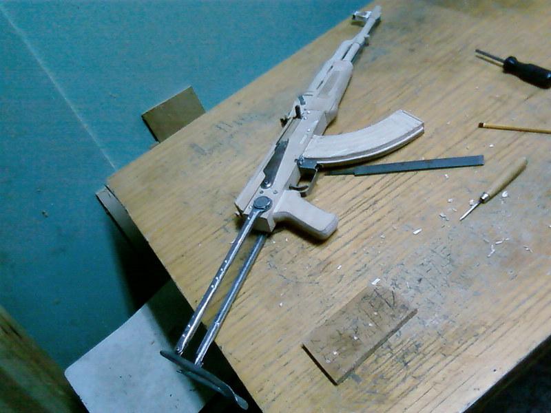 Оружие сделанное своими руками