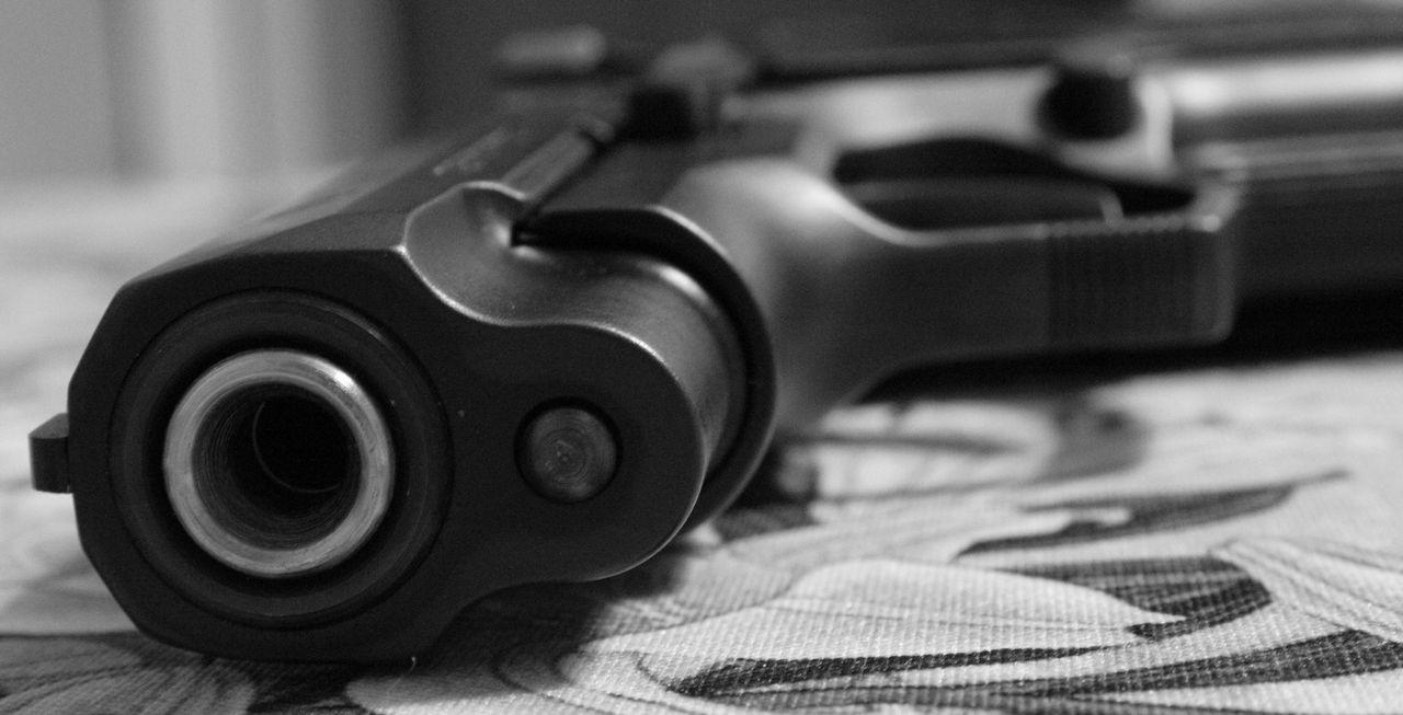 Ствол пистолета в картинках
