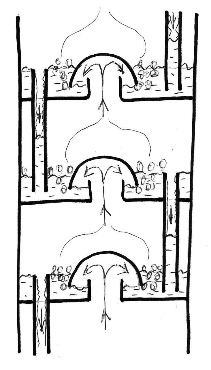 Как сделать тарельчатую колонну своими руками