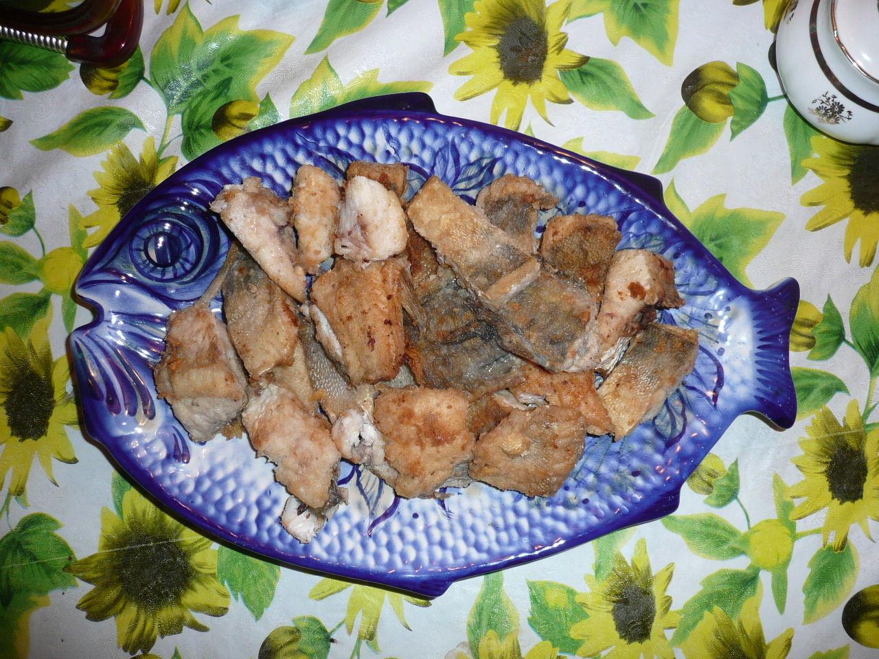 Как готовить налима на сковороде фото рецепт пошаговый