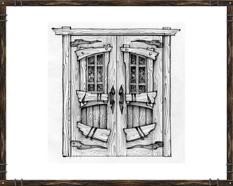 окно из шкафа в картинках может
