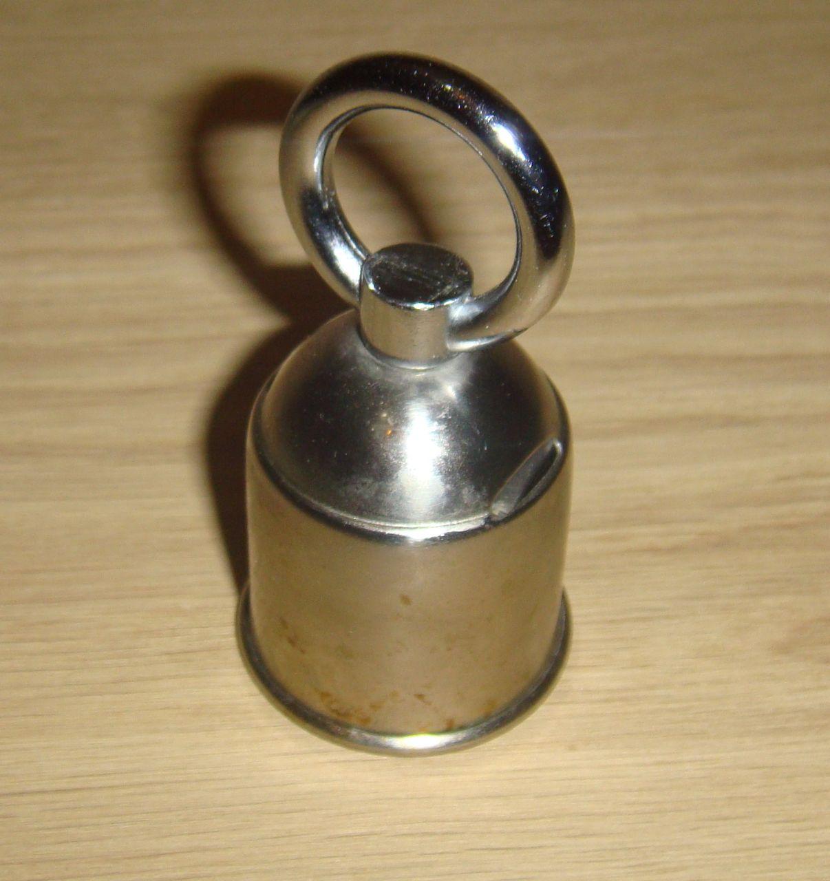 Как сделать свисток для чайника в крышке