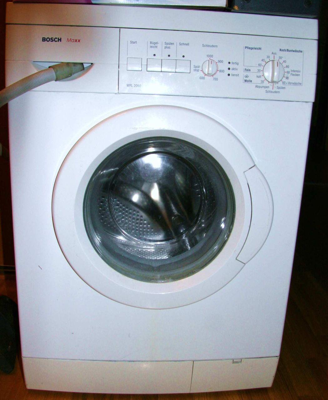 Старая стиральная машина фото 1