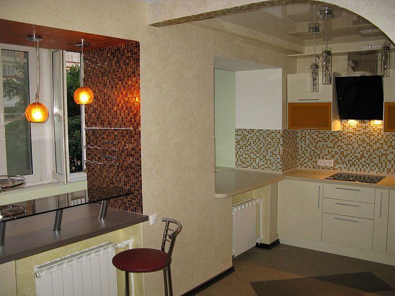 Перепланировка кухни за счет санузла - новейшая площадка циф.