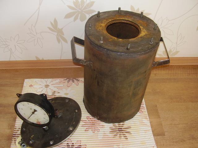 Как варить кофе в железной кофеварке на газу