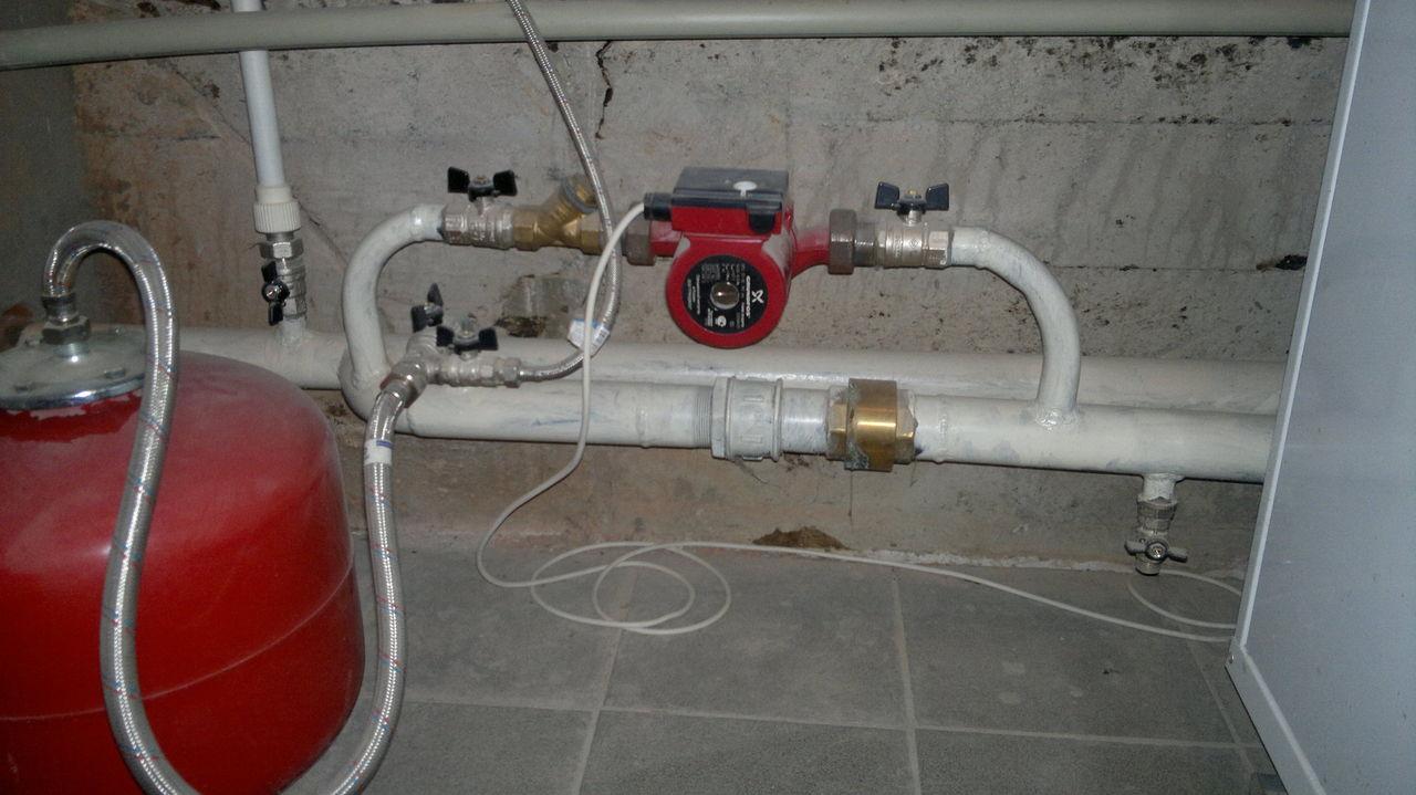 Как заправить систему отопления антифризом