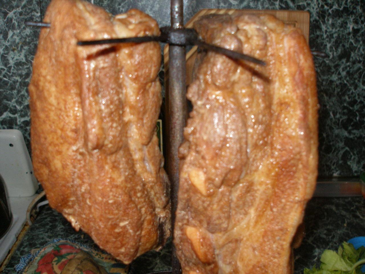 Копчёное мясо в домашних условиях рецепт