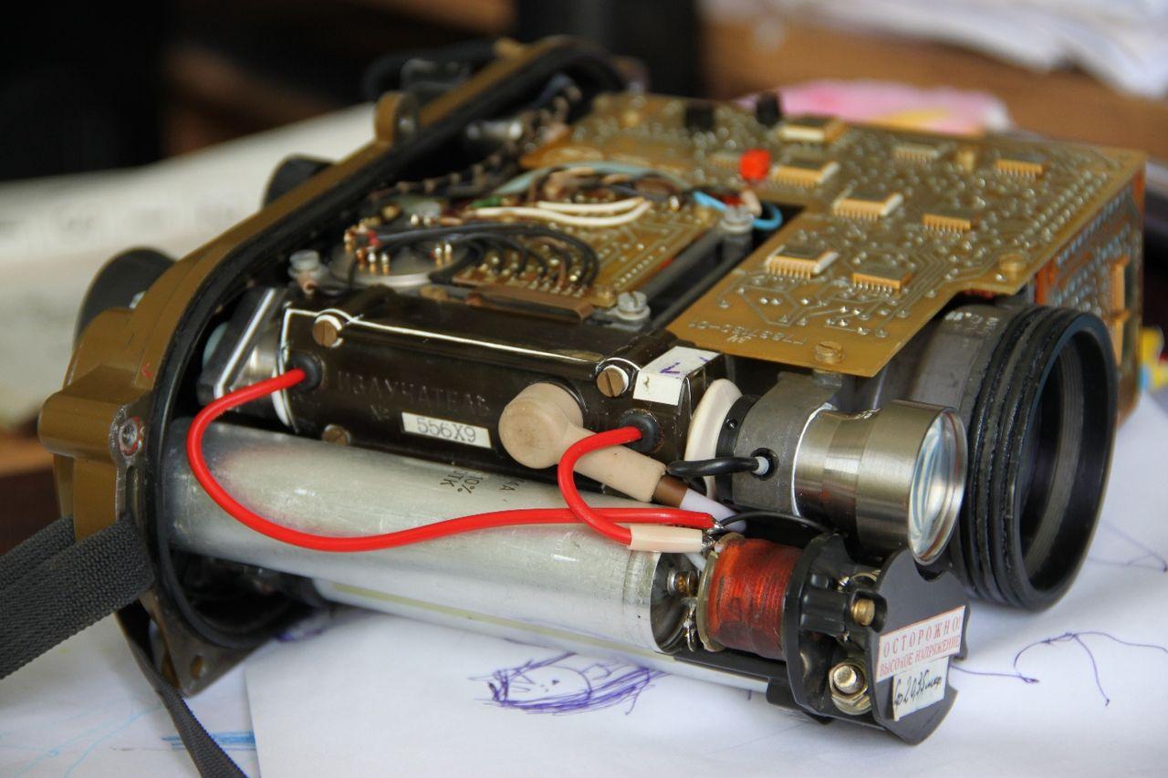 Лазерные рулетки своими руками