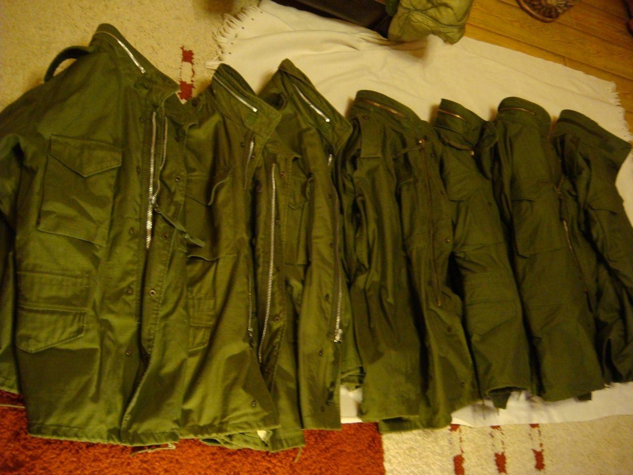 Где Купить Куртку М 65 В Москве
