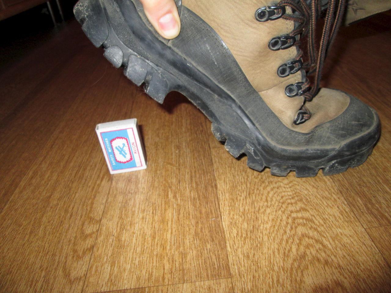 Ремонт ботинок своими руками