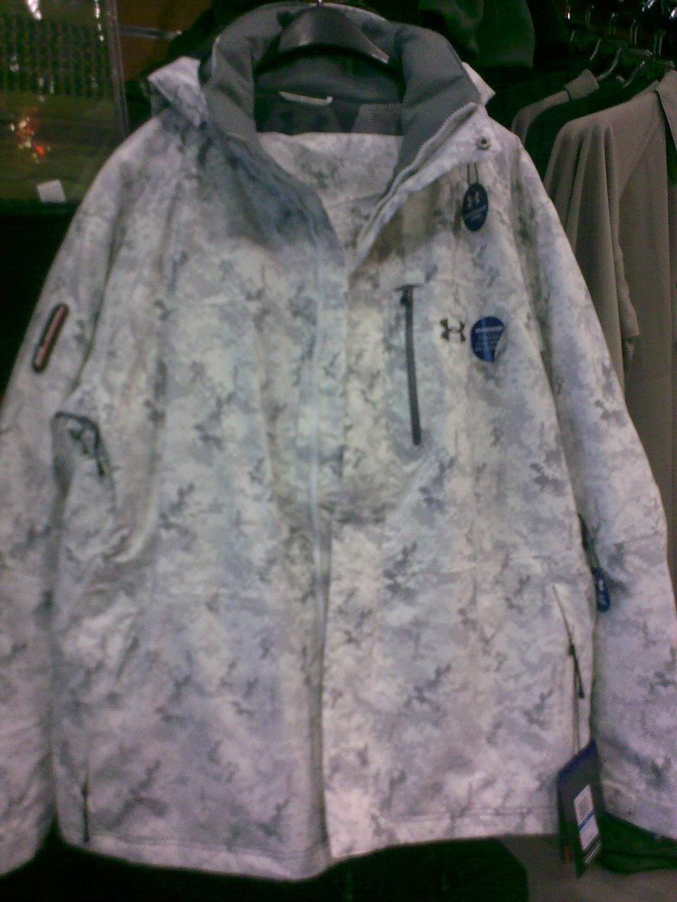 Зимняя Одежда Нато