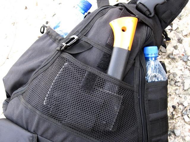 Как сшить рюкзак для бутылки