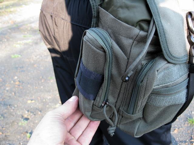 Обзор тактической городской E.D.C-сумки Kea от Kiwidition.