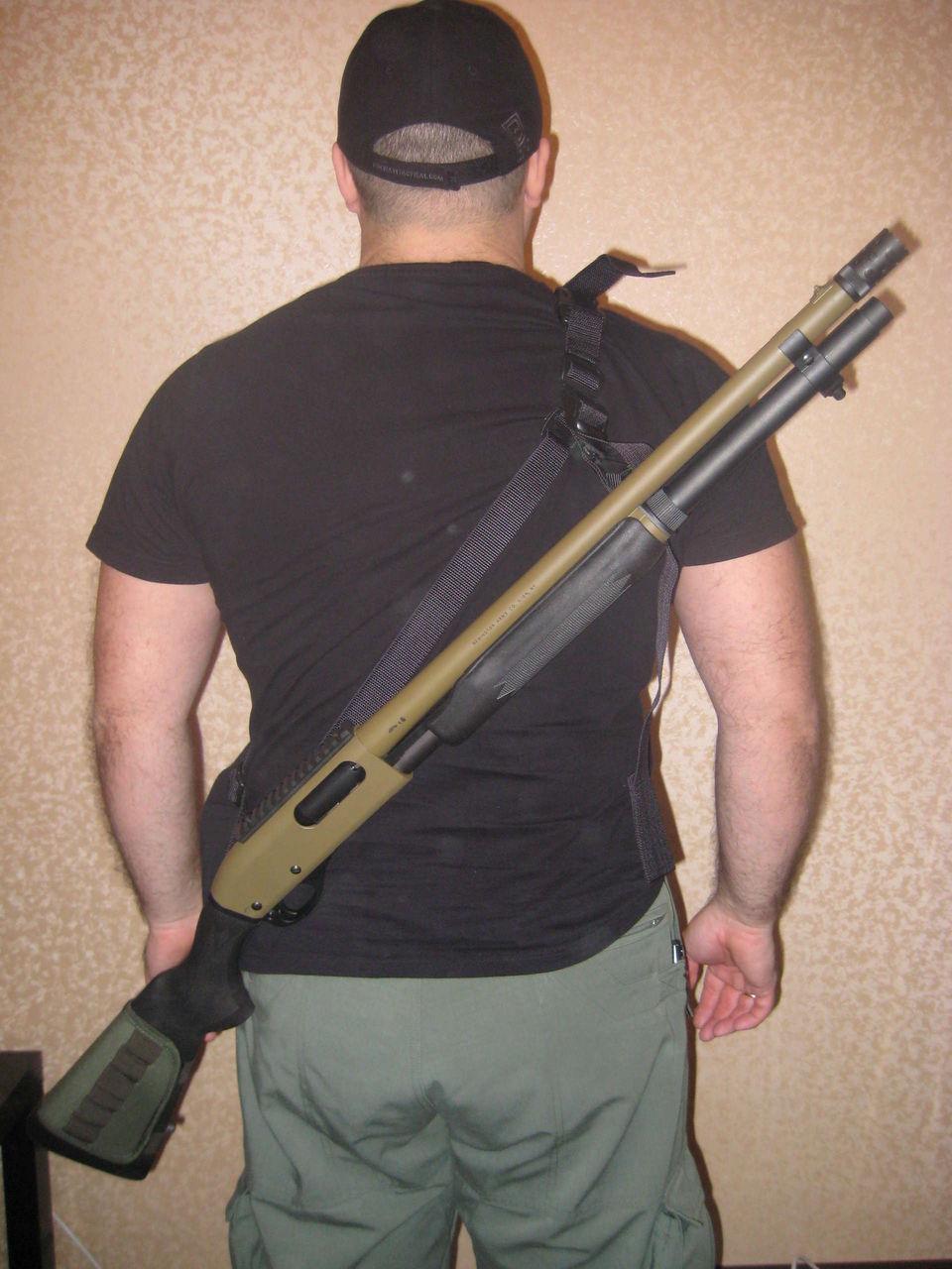 Как сделать оружейный ремень