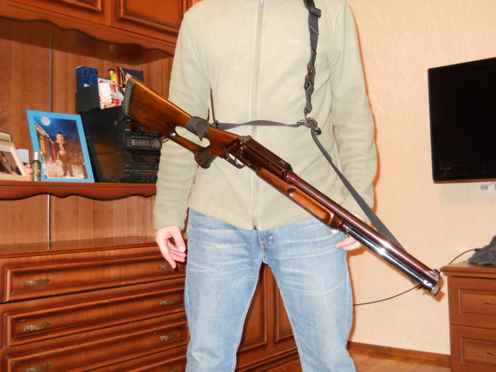 Ремень ружья своими руками