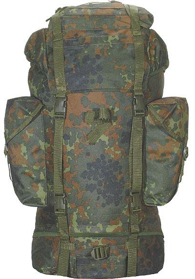 светское укладка рюкзака солдатом бундесвера Творчество детей(аппликации
