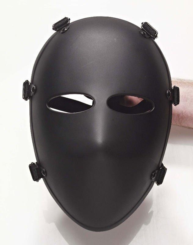 Баллистическая маска в pubg