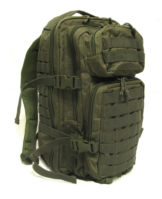 Рюкзак Американский 30 Л. С Подсумкой