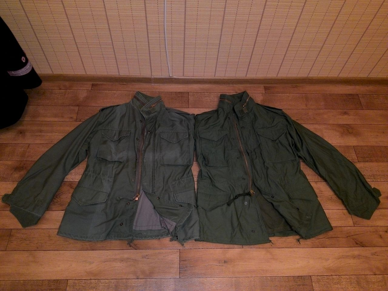 М 65 Куртка
