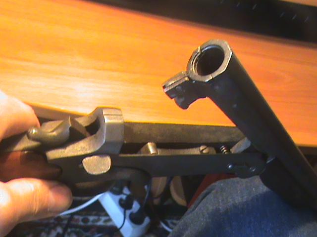 Ствол на ружье своими руками