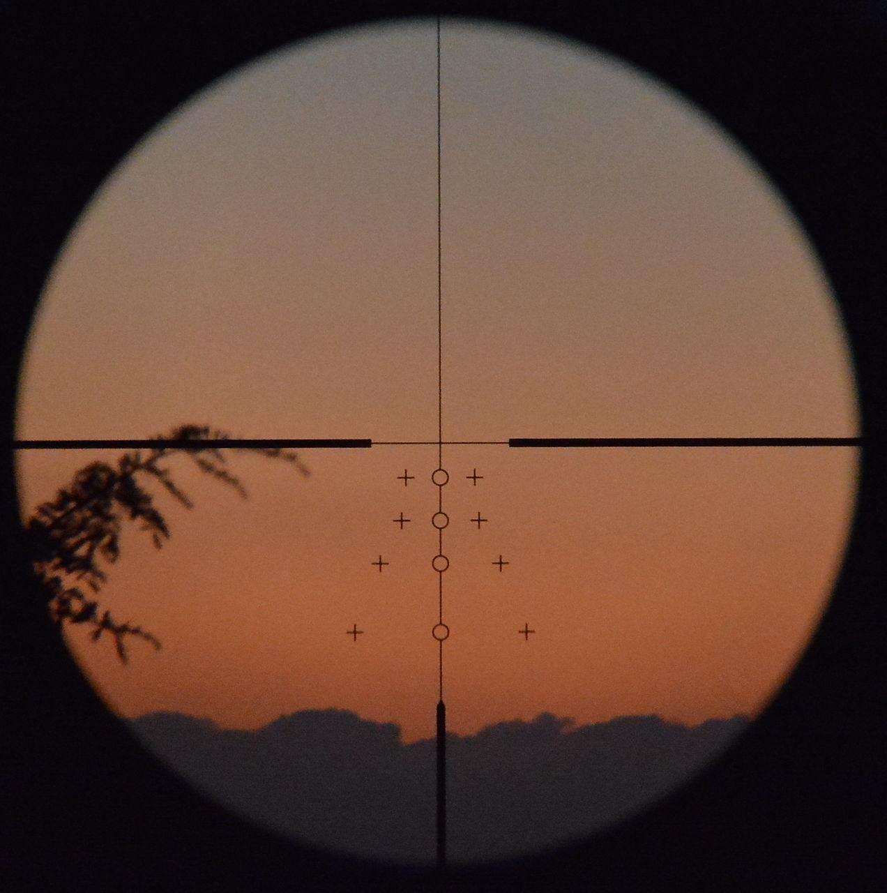 Картинка снайперский прицел и голова