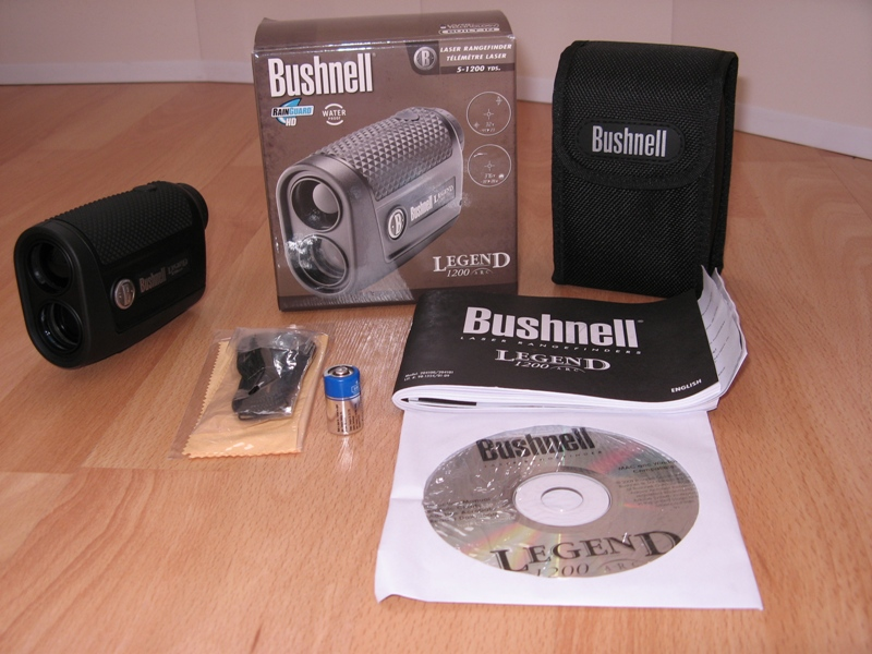 инструкция для bushnell scout 1000
