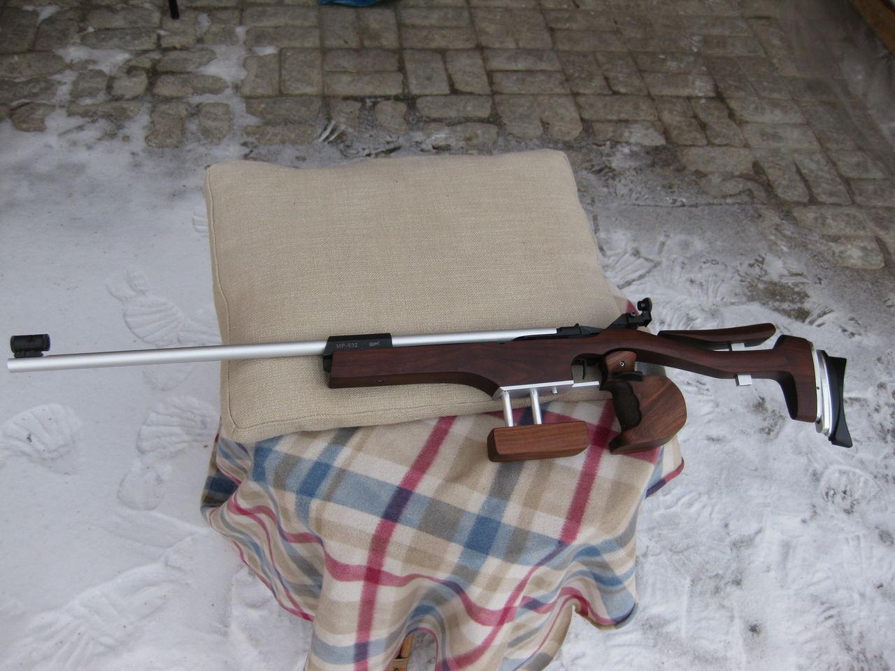 винтовка мр-532 фото