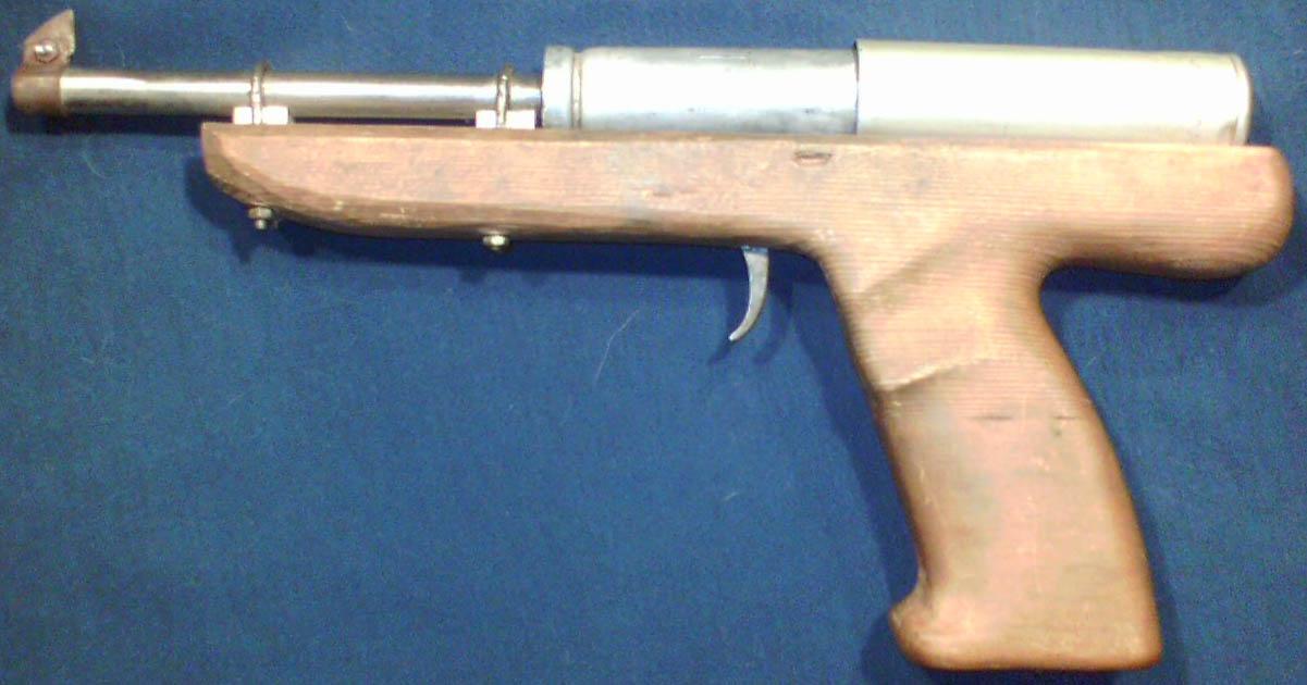 Как сделать арбалет пистолетного типа чертежи