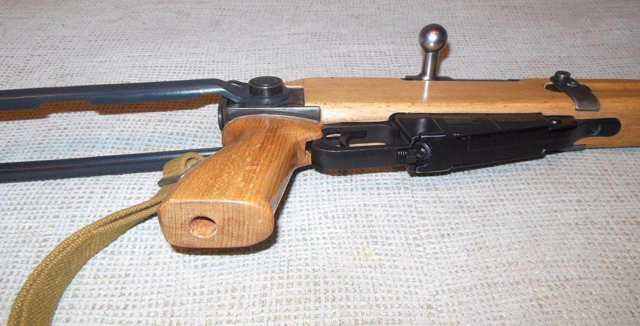 Огнестрельная винтовка своими руками